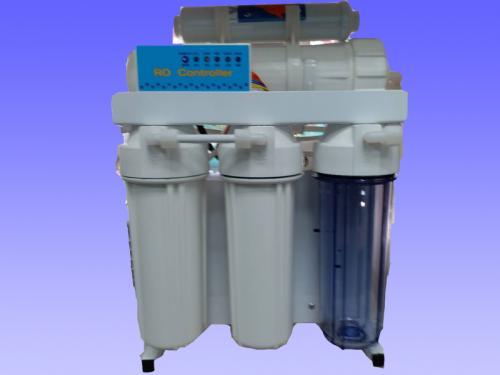 全自動清洗麥飯石純水機
