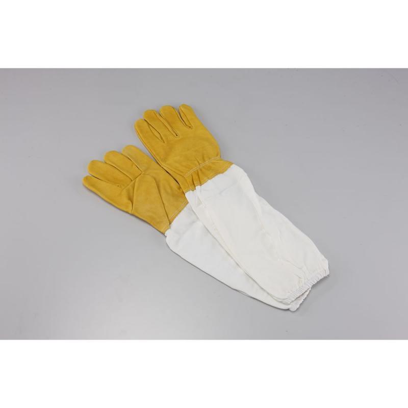 養蜂用長袖手套