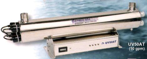 商用紫外線殺菌器 - UV50AT