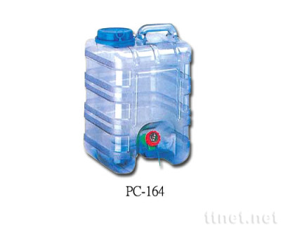 PC方型水桶