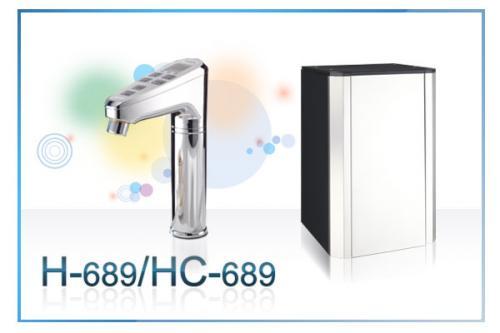 創新開發的檯下熱飲機