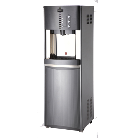 智慧節能殺菌冰冷熱UF飲水機 HS-A990FR