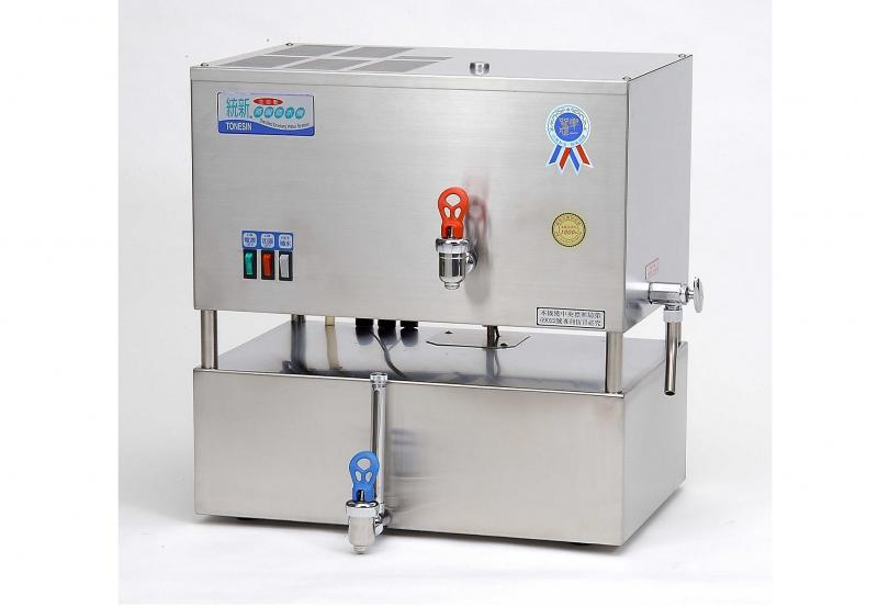 THC601 全自動冷熱兩用型蒸餾造水機